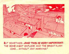 1952 ... 'Duck And Cover!'