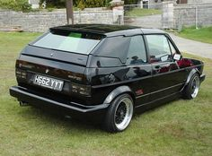 Mk1 vw cabriolet gti