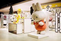 Miffy Shop, Amsterdam   inspiring retail and store designs