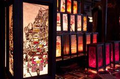 タイ土産 照明