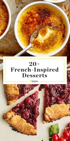 French Cooking Recipes, French Dessert Recipes, Summer Dessert Recipes, French Cookies, French Cake, French Food, Traditional French Recipes, Classic French Desserts, Buttery Cookies