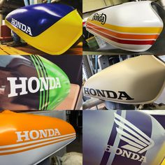Cafe Racer Tank, Cafe Racer Honda, Style Cafe Racer, Honda Scrambler, Motos Honda, Honda Cb, Street Tracker, Skyteam Ace, Best Motorbike