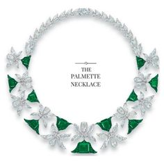 Described as a piece that will be a #milestone in our #legacy this magnificent emerald and diamond 'Palmette' necklace, by Edmon Chin for the house of Boghossian is an absolute stunner and up for grabs in the upcoming auction at @christiesinc #hongkong #palmette #motifs #colombian#emerald #muzo #jewels #jewelsoftheday #redcarpet #emeralds #diamond #thegemdialogue