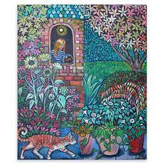 ACHICA   Nicolette Carter - Autumn, Painting, 25cmx30cm