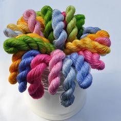 ColorShift Yarn Showcase