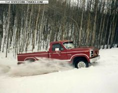 1980 Ford F150 4x4