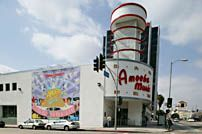 Amoeba Music in Hollywood, CA. Š Kayte Deioma