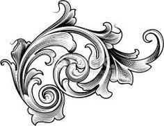 Risultati immagini per filigree tattoo designs underboob