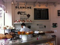 Blanche Eatery | London #dolcecreativecoffee