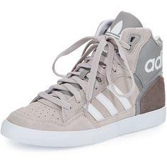 Adidas Extaball High-Top Sneaker