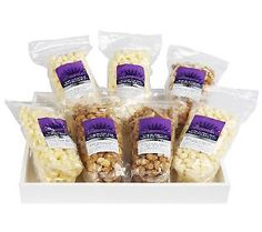 Do you avoid eating popcorn snacks because of expensive dental work, or Diverticulitis? Dazzles crispy gourmet oven baked corn contains no hulls or kernels, just loads of FLAVOR! Dazzle popcorn is also gluten-free and contains no MSG! By using the highest quality of ingredients, We carry six amazing flavors: Caramel Krunch, Moose Krunch, White Cheddar, Garlic, Butter and Cinnamon Krunch. http://store.shopdepalma.com/Dazzle-Gourmet-Popcorn-Case-of-7-7oz-bags-POPCORN.htm
