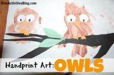 kids activities blog handprint art