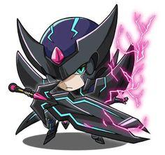Chibi Blaster Dark