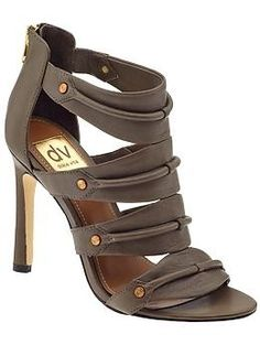 DV by Dolce Vita Starlyn sandals in brown