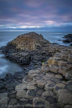 Giant's Causeway,Northern Ireland. © Brian Jannsen Photography