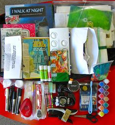 Michelle Rydell's Travel Journal Kit