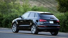 2017 Audi Q3 Black Edition rear