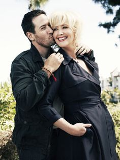 Cast Reunions 2012: Rob Morrow and Janine Turner, Northern Exposure. What a great show. I wish it were on Netflix.