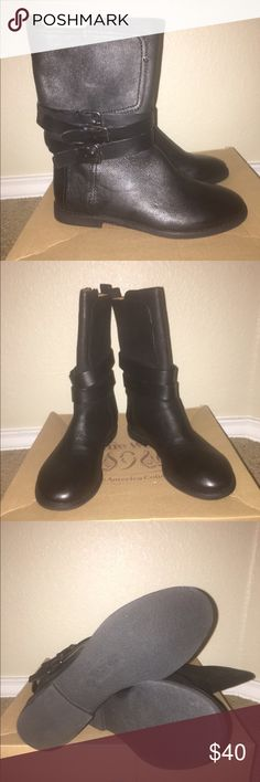 """Nine West Boots Nine West """"Midwest Collection"""" - Midrise Moto Boots  * BRAND NEW Nine West Shoes Combat & Moto Boots"""
