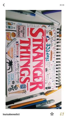 You are watching the movie Stranger Things on Putlocker HD. A love letter to the classics that captivated a generation, Stranger Things is set in 1983 Indiana, where a young boy vanishes into thin air. Stranger Things Aesthetic, Stranger Things Funny, Stranger Things Netflix, Stranger Things Season, Bullet Journal Ideas Pages, Bullet Journal Inspiration, Cute Drawings, Doodle Art, Doodles
