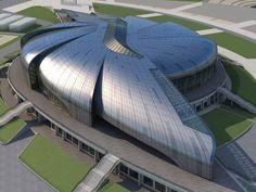 Guangzhou Asian Games venues Nansha Stadium