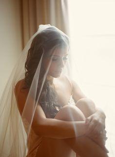 Ethereal veil shot.