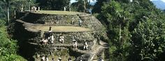 Colombia Travel and Tourism, Ciudad Perdida the lost city of Colombia Colombia Travel, Lost City, Ancient Ruins, South America Travel, Travel And Tourism, Places To Visit, Outdoor Decor, Image