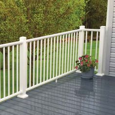 552 Best Deck Railing images in 2019   Decking material, House