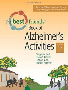 The Best Friend's Book of Alzheimer's Activities, Vol. 2