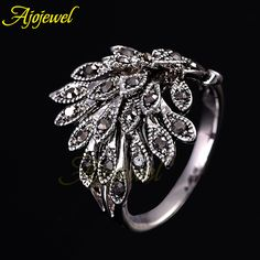 Cheap rings jewelry watches, Buy Quality ring call directly from China jewelry mobile Suppliers:   Sweet cute wedding rings fashion jewelry high quality zinc alloy cubic zirconia flower rings for womenUS$ 3.09/pi