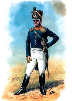 Lieutenant voltigeur company of the 84th Regiment of Line Infantry, 1812