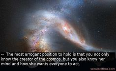 » Arrogance