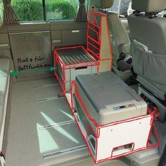 VW Bus Campingmodul – Ingenieur-Werkstatt