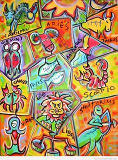 Zodiac art image