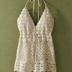 crochet tank tops for the beach - Google Search