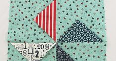 A blog about all things fabric. Quilt Block Patterns, Pattern Blocks, Quilt Blocks, Frozen Quilt, Charm Pack Quilts, Pinwheels, Southern, Quilting, Black And White