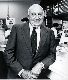 Meet the extraordinary Samuel Truett Cathy. I have read a book about his life and he is truly and incredible loving man. http://www.thextraordinary.org/s-truett-cathy