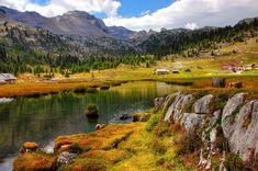 Mountain, Fanes, Dolomites, Landscape, Mountains #mountain, #fanes, #dolomites, #landscape, #mountains