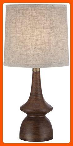 Rexford Mid-Century Walnut Table Lamp - Unique lighting lamps (*Amazon Partner-Link)