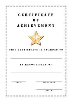 Free Printable Editable Certificates Birthday Celebration
