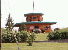 Flintstone Theme Park Custer,South Dakota. My kids love this place!!!