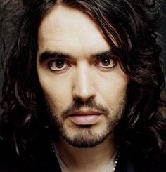 Russell Brand--@Heidi Naylor--don't you just love to listen to him talk....his accent is prettiful.