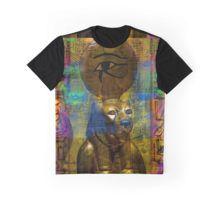 Sekhmet Fantasy Graphic T-Shirt