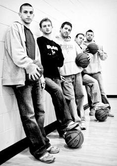 basketball: cool picture idea for seniors??? @Darien DeVary