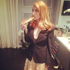 Emma Roberts Style, Julia Roberts, Blake Steven, Ahs Cast, Casting Pics, Amanda Seyfried, Celebs, Celebrities, American Horror Story