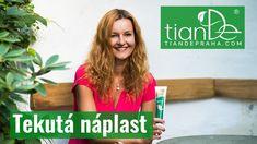 Tekutá náplast TianDe (krása, zdraví, detoxikace, proti bolesti, hubnutí... Teen
