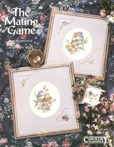 The Mating Game booklet