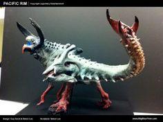 Main Article: Kaiju of the Rim Creature Feature, Creature Design, Love Monster, Monster Movie, Sculptures, Lion Sculpture, Beast Creature, Angels And Demons, Pacific Rim
