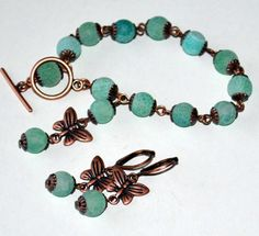 bracelet/earrings