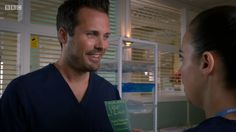 Oliver Valentine - James Anderson 19.11 James Anderson, Holby City